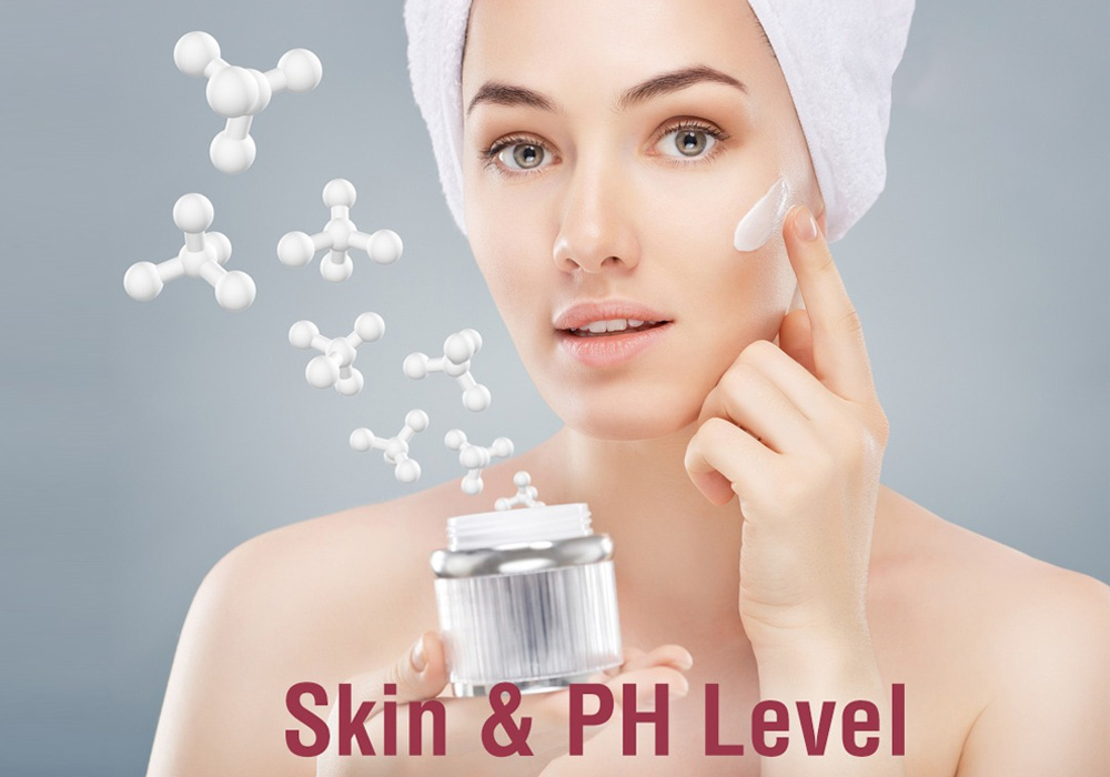 pH Balance in Skincare & Haircare