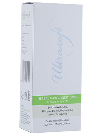 Herbal Hair Conditioner box