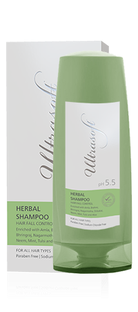 Ultrasoft Herbal Shampoo